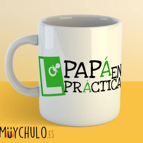 Taza Papá en prácticas