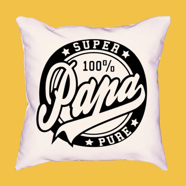Cojín Super 100% PAPÁ