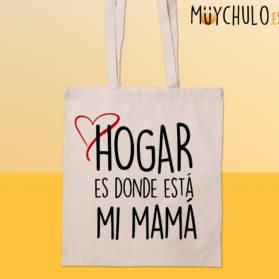 Bolsa Hogar es donde está Mamá