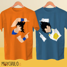 Camiseta FUSION DRAGON BALL