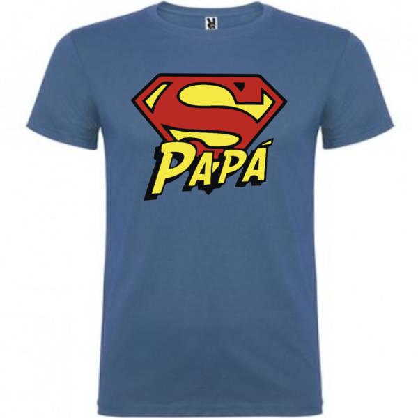 Camiseta Logo Superpapá