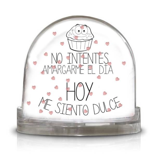 Bola Hoy me siento dulce