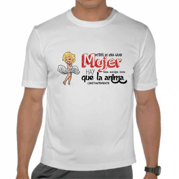 Camiseta Secreto de grandes mujeres