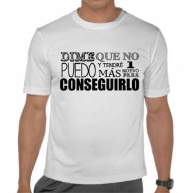 Camiseta Dame un motivo
