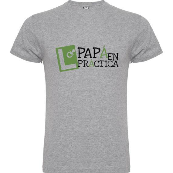 Camiseta Papá en práctica