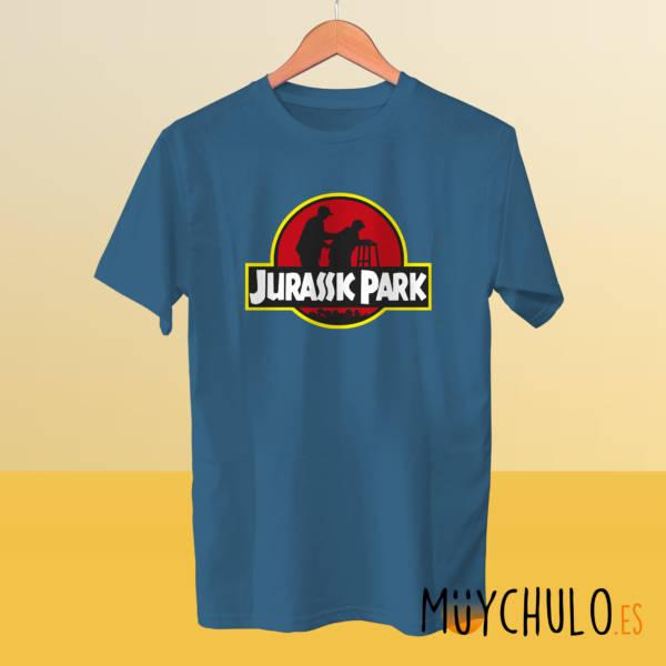 Camiseta Asilo Jurásico