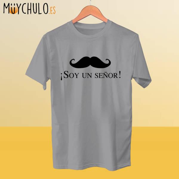 Camiseta Soy un Señor