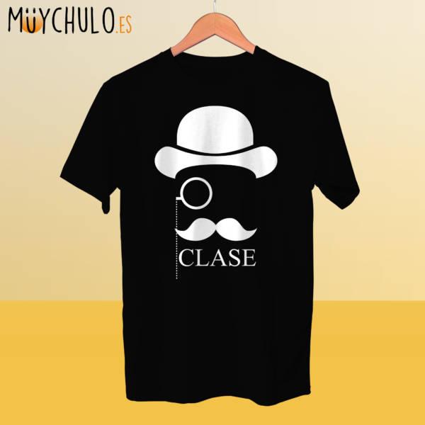 Camiseta Tengo clase