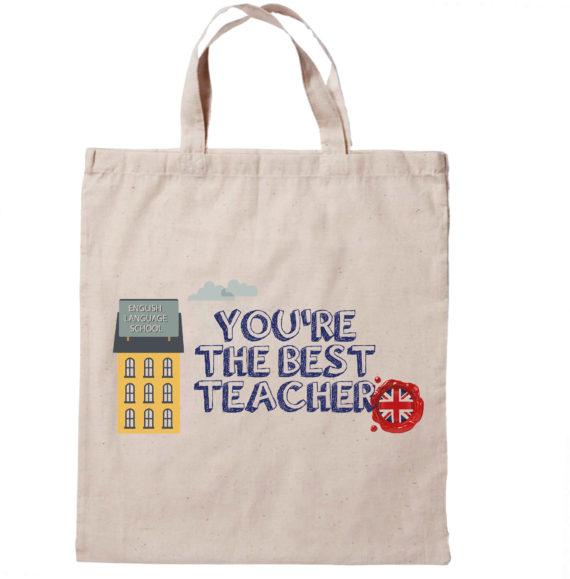 Bolsa You Are the best Teacher