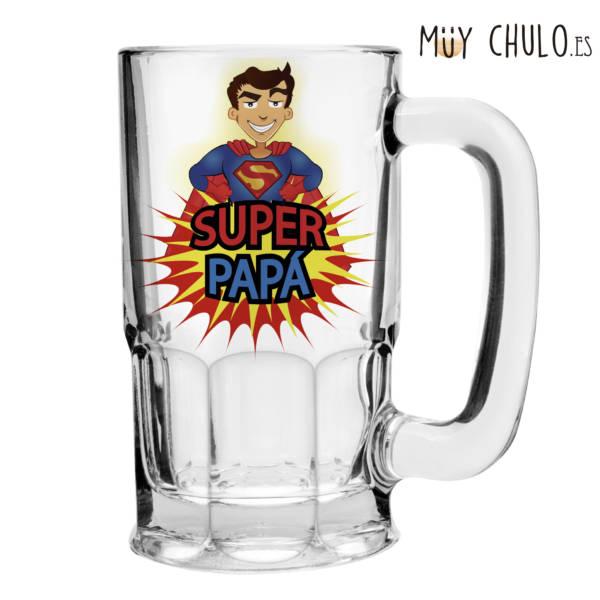 Jarra SuperPapá, el superhéroe de casa