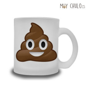 Emoji Taza Caquita adorable