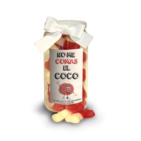 Chuches No me comas el coco