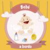Pegatina Bebé a bordo Bebé divertido!