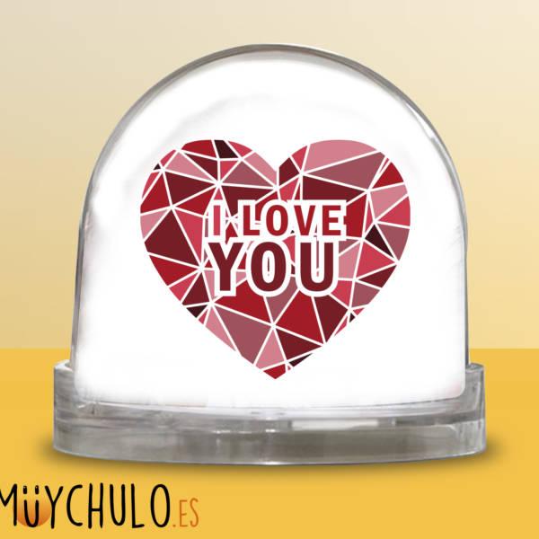 Bola I Love You