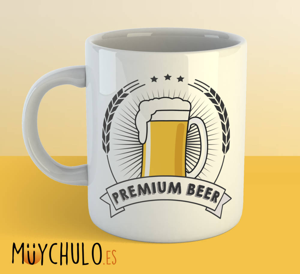 Taza premium beer