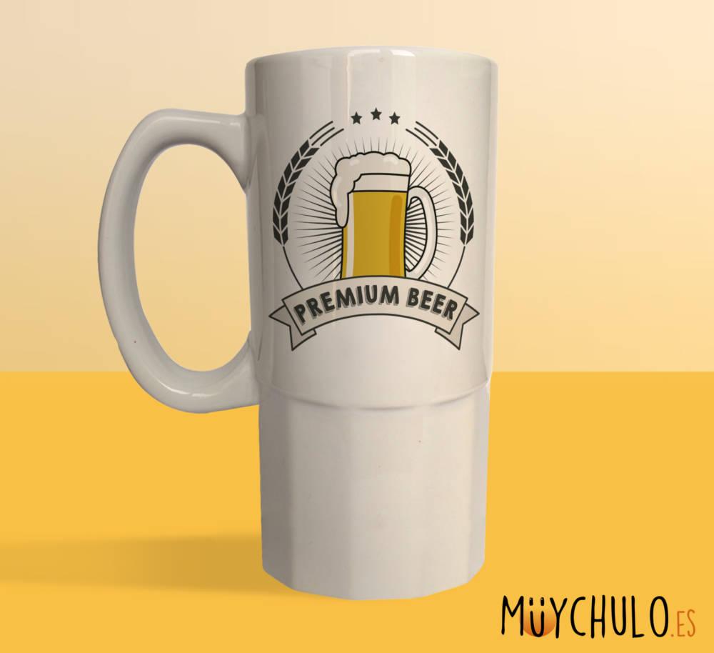 Jarra premium beer
