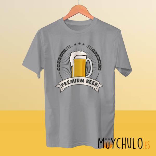 Camiseta premium beer