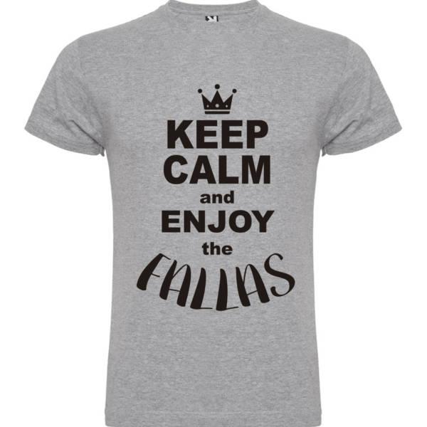Camiseta Enjoy the fallas