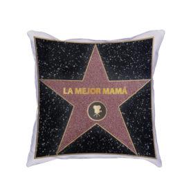 Cojín Mamá la estrella