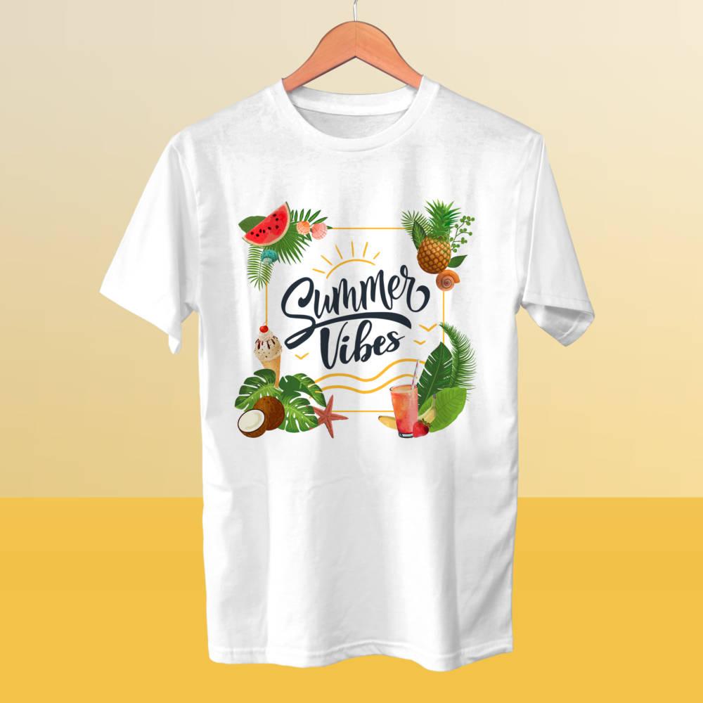 Camiseta SUMMER VIBES