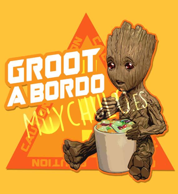 GROOT A BORDO