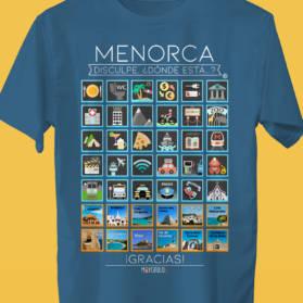 MENORCA Camiseta Viajeros