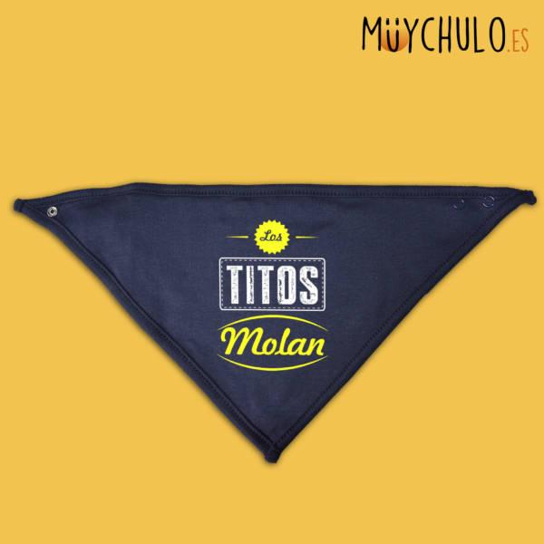 Babero Cowboy Los Titos Molan