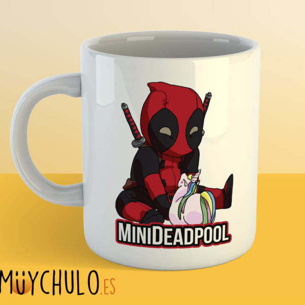 Taza mini Deadpool