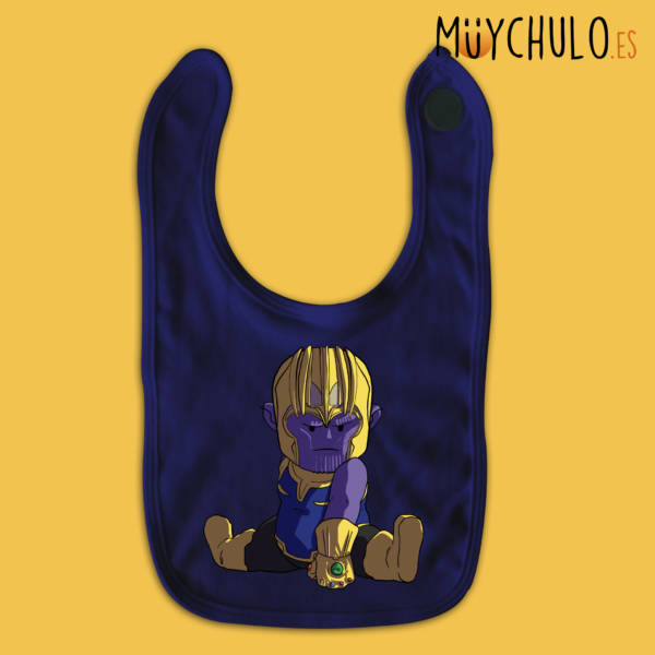 Babero mini Thanos