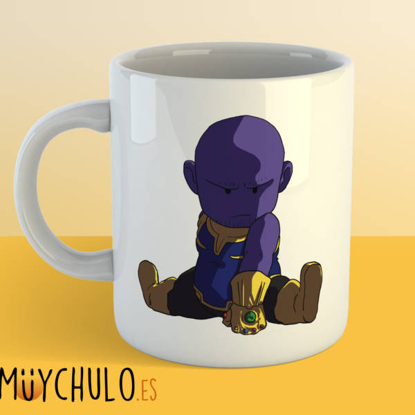 Taza mini Thanos