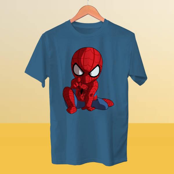 Camiseta mini Spiderman