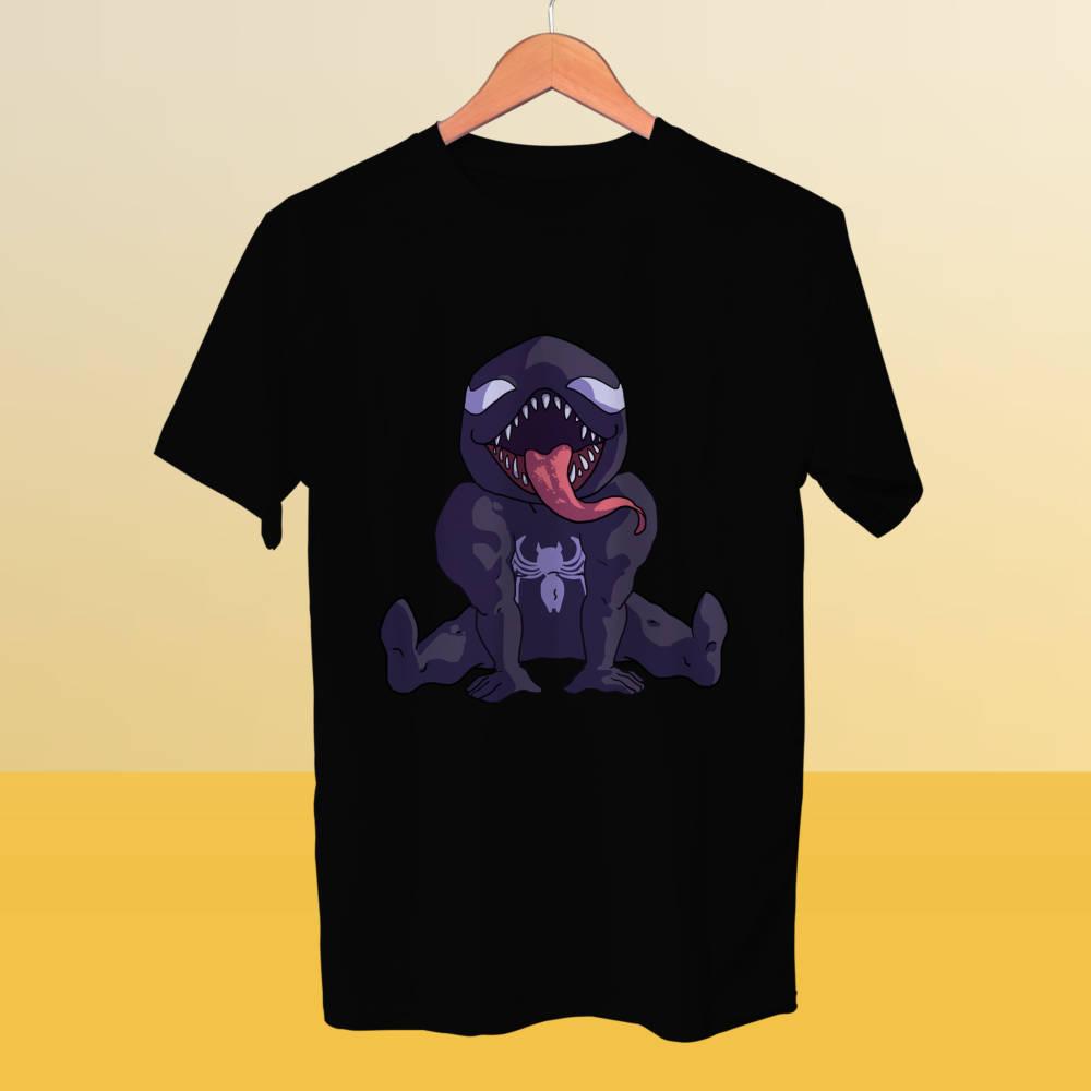 Camiseta mini Venom