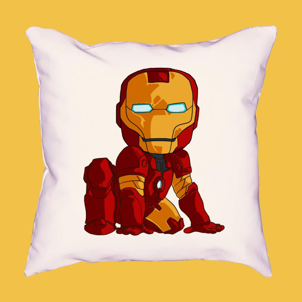 Cojín mini Iron Man