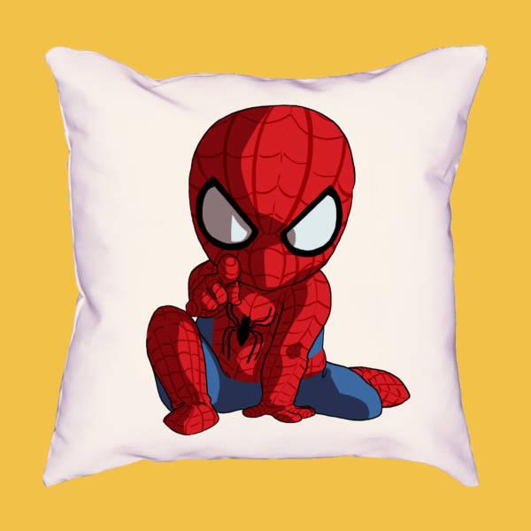 Cojín mini Spiderman