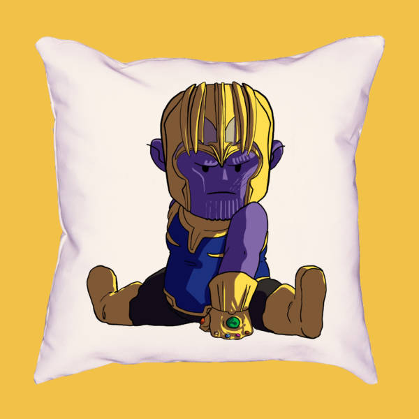 Cojín mini Thanos