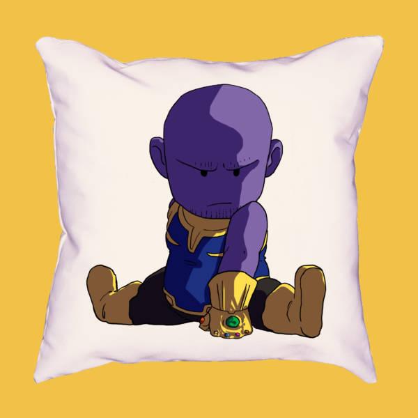 Cojín mini Thanos