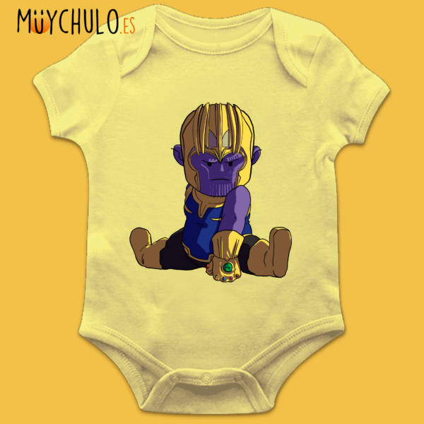 Body manga corta mini Thanos