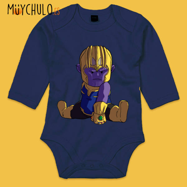 Body manga larga mini Thanos