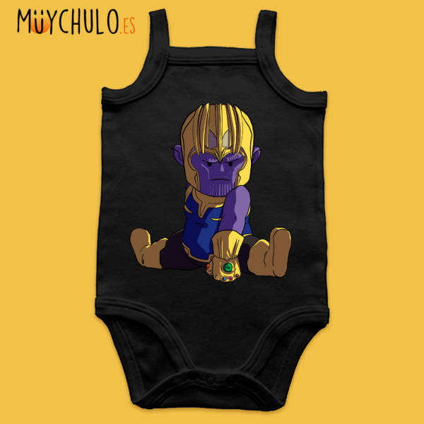 Body de tirantes mini Thanos