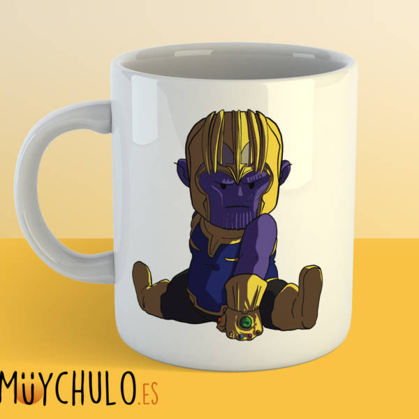Taza mini Thanos