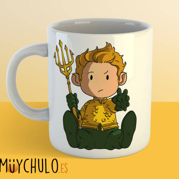 Taza mini Aquaman