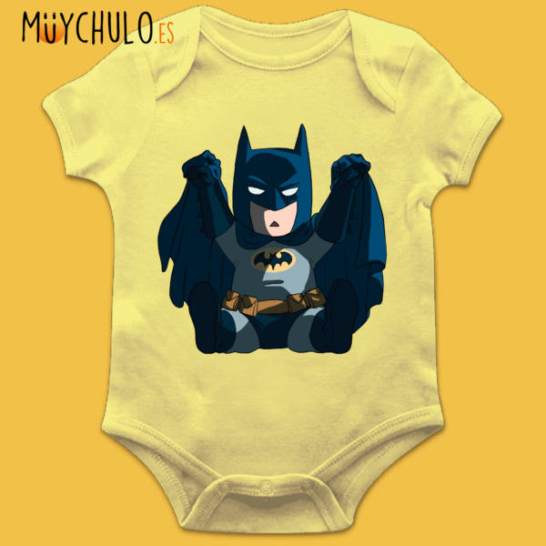 Body manga corta mini Batman