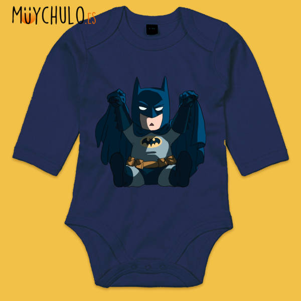 Body manga larga mini Batman