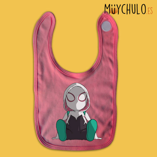 Babero mini Spider-Gwen