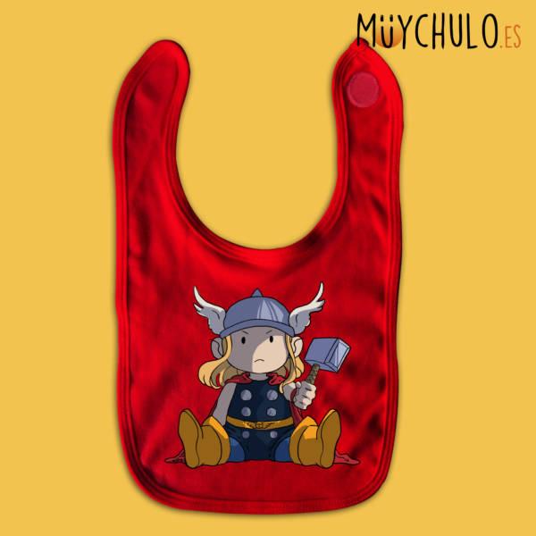 Babero mini Thor