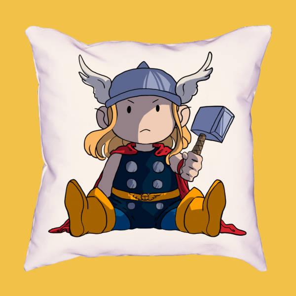 Cojín mini Thor
