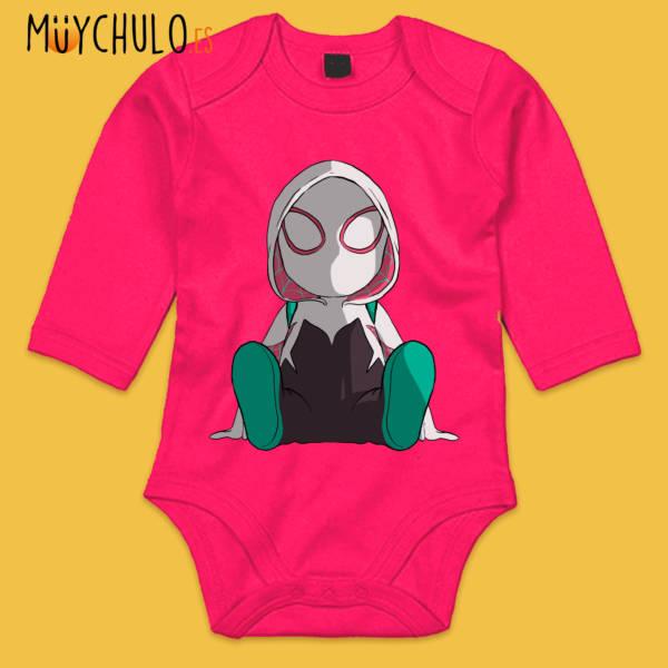 Body manga larga mini Spider-Gwen