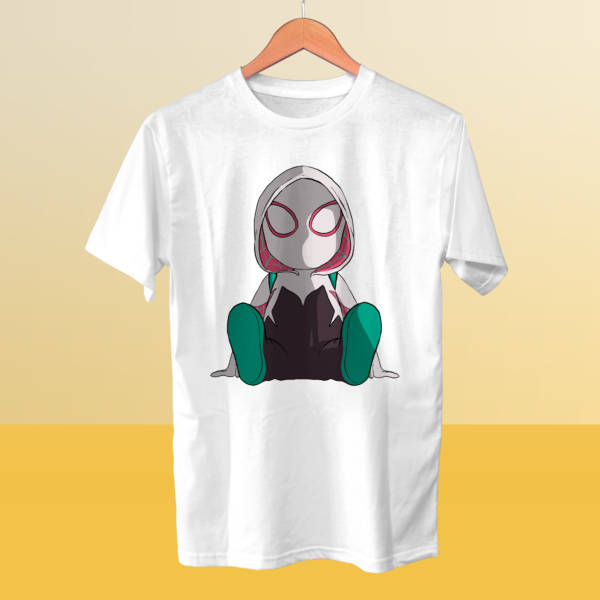 Camiseta mini Spider-Gwen