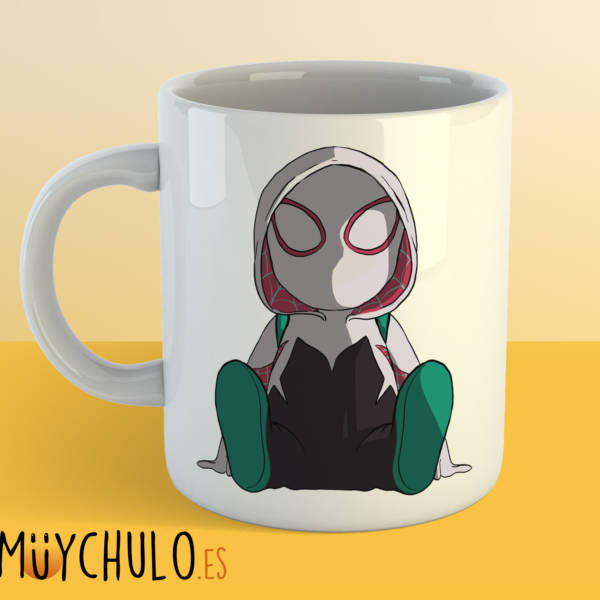 Taza mini Spider-Gwen
