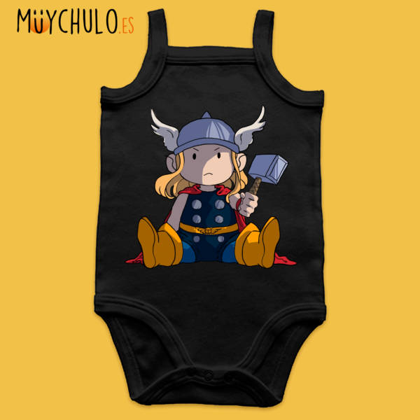 Body de tirantes mini Thor